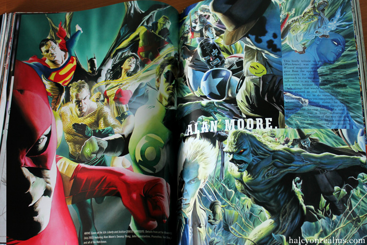Mythology - The DC Comics Art of Alex Ross