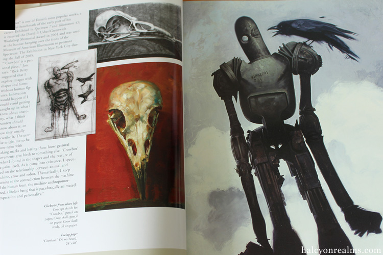 Revolution - The Art of Jon Foster Book