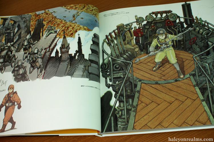 JAPAN Katsuhiro Otomo Art Work Kaba