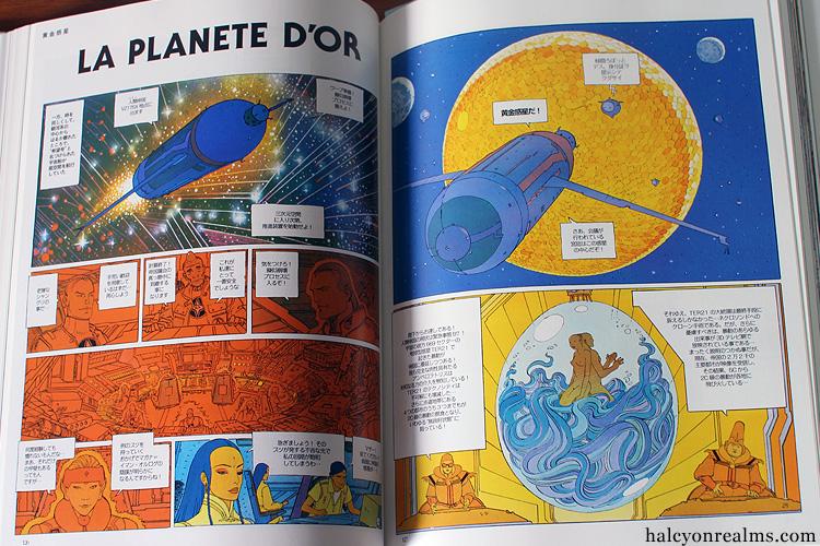 L'Incal - Jodorowsky + Moebius Comic Book