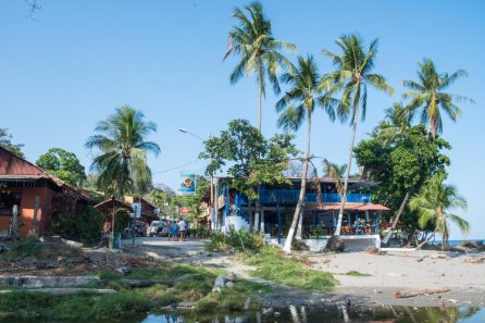 funky town of Montezuma costa rica