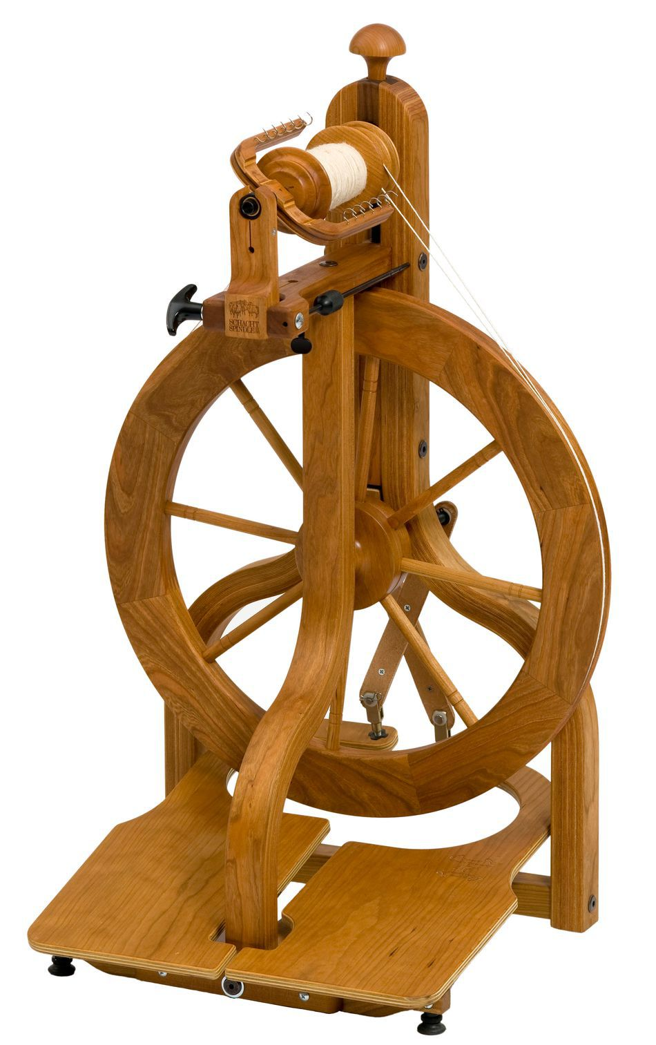 Spinning Wheel Diagram Schacht Spinning Wheels Are