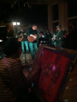 Live Music and Art