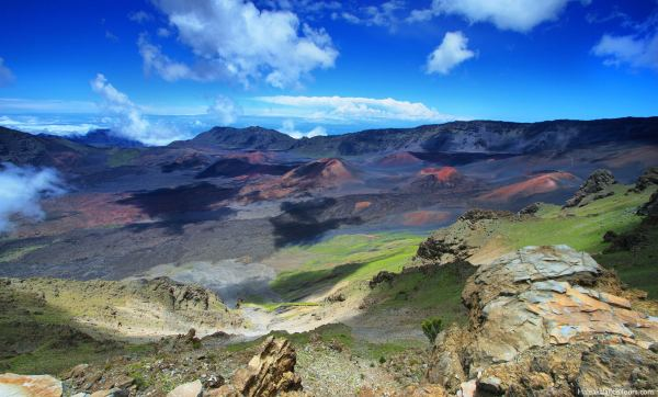 Haleakalas Geologic History 1 of the World39s largest