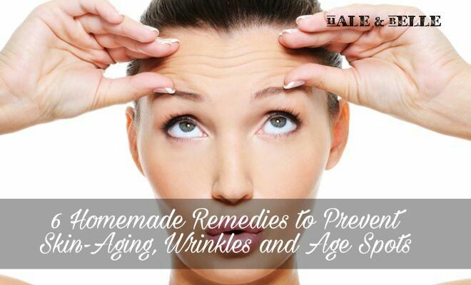 prevent skin-ageing