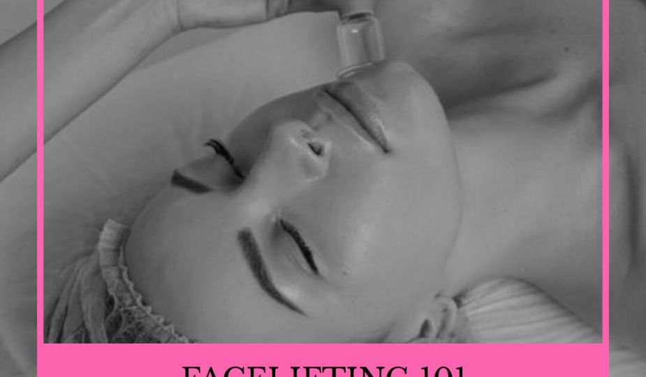 Facial Cupping Therapy