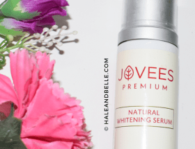 Jovees Premium Natural Whitening Serum