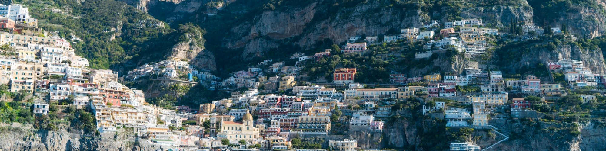 Italy Travel Guide: Positano