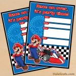free printable super mario bros