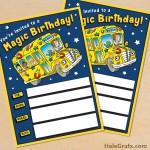 free printable octonauts birthday