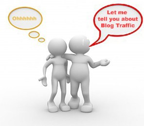 Listen to Experts on Blog Traffic