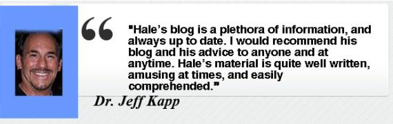 Dr. Jeff Kapp- Testimony
