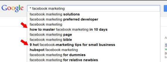Facebook-Marketing-Google-Search-after-setting-change-front-load