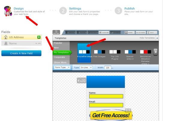 Create webform 1