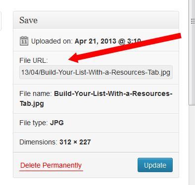 File URL