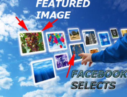 Get FB to DIsplay Your Blog's Featured Image