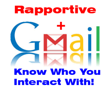 Gmail add ons - Rapportive