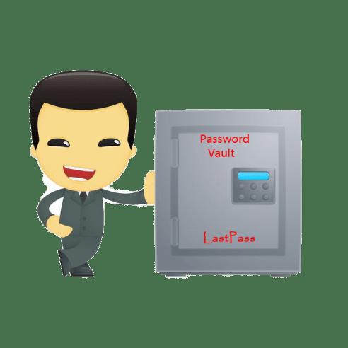 Password Management - LastPass