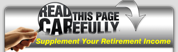 Read-Page-Carefully-header Supplement Income