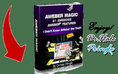 AWeber Magic EBook Cover