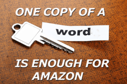 Amazon Search - Keyword