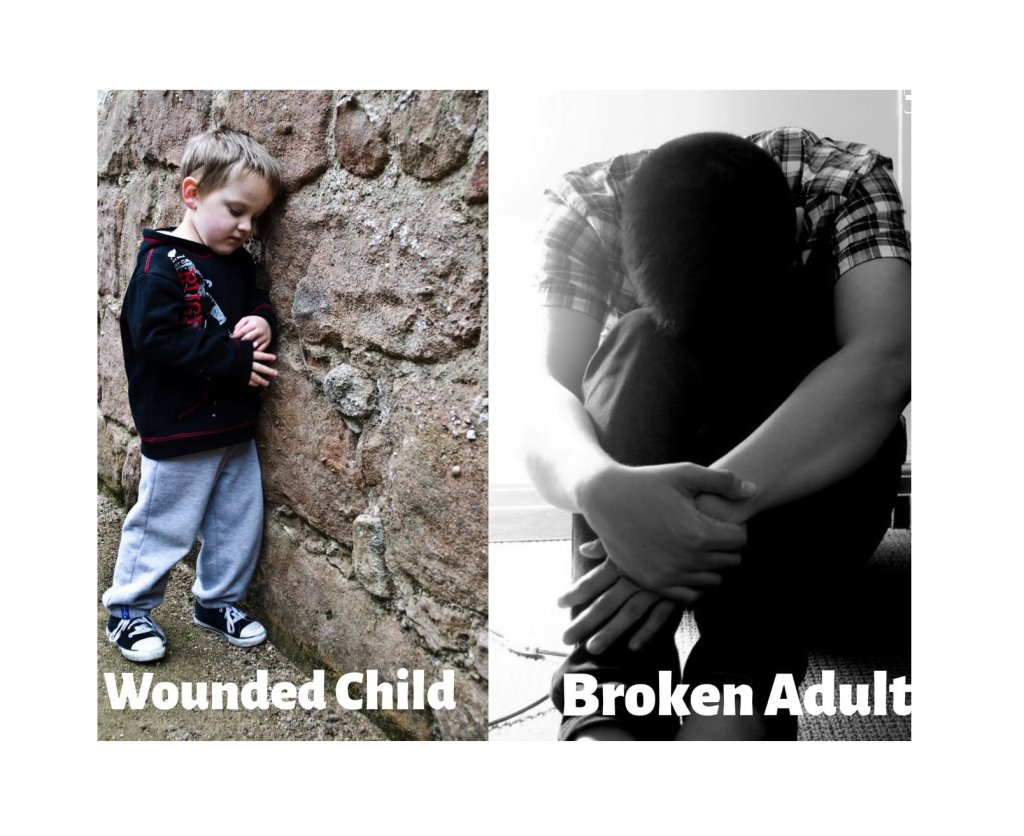 WOUNDED CHILD- BROKEN ADULT 2