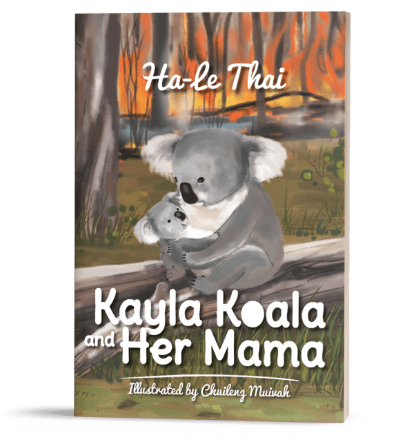 KAYLA KOALA AND HER MAMA 1