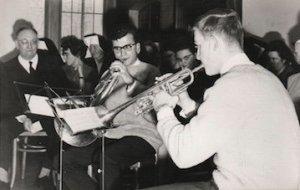 halewynstichting Muziekcursus, Pasen 1963
