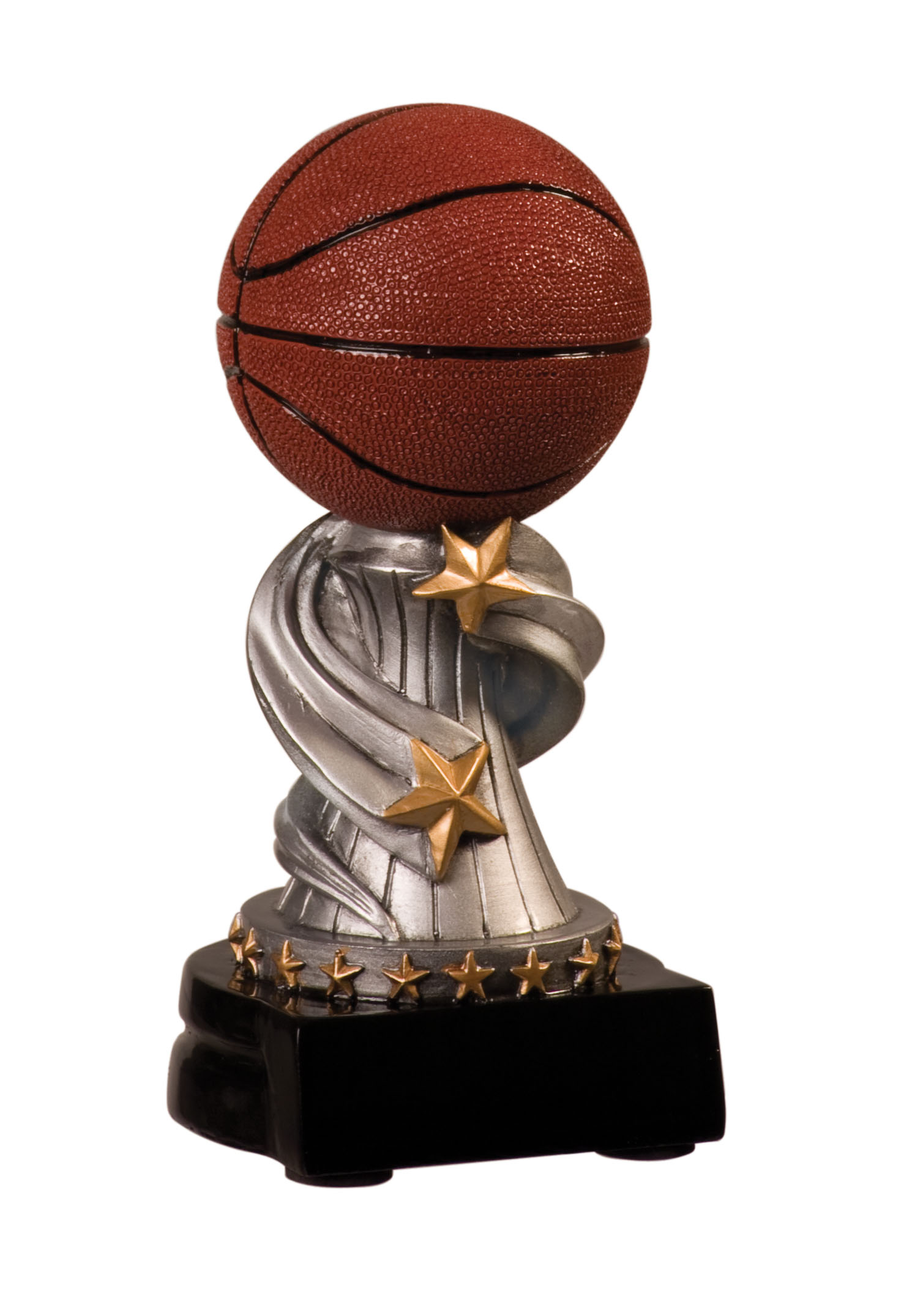 Basketball Encore Resin Figure  Trophies and Awards with