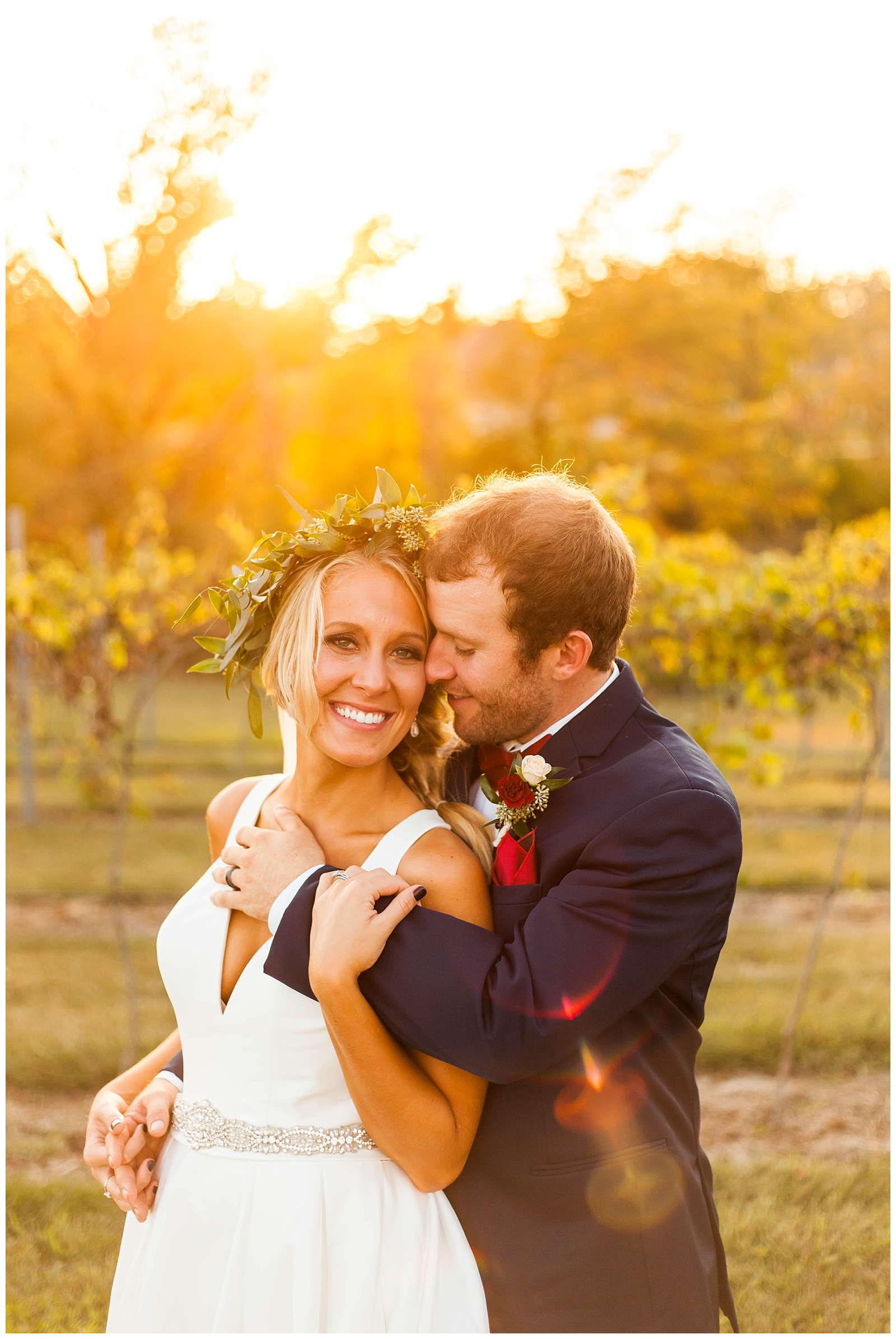 Rustic Winery Wedding Photographer - St. Louis, Southern IL