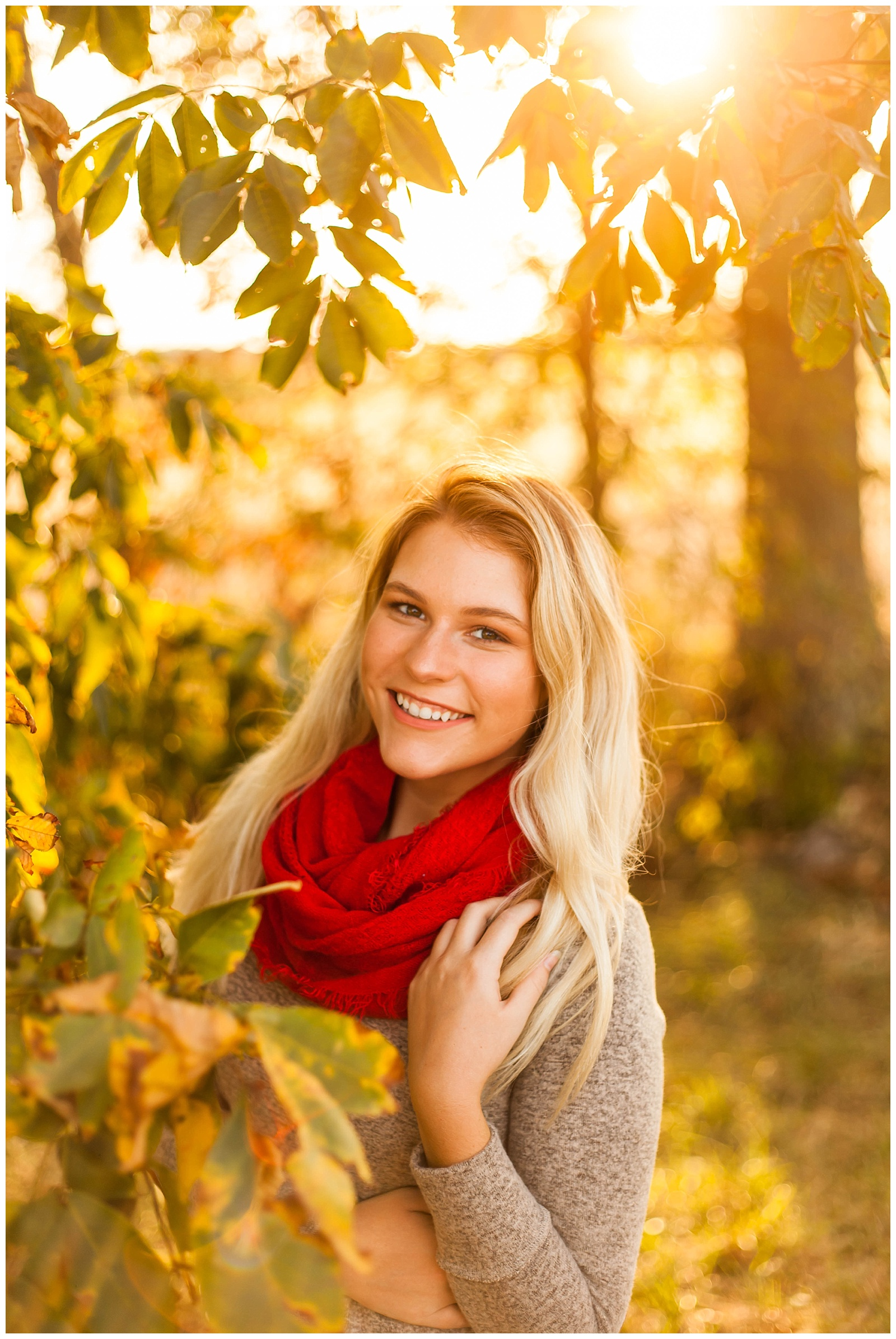 Southern IL & St. Louis Senior Photographer