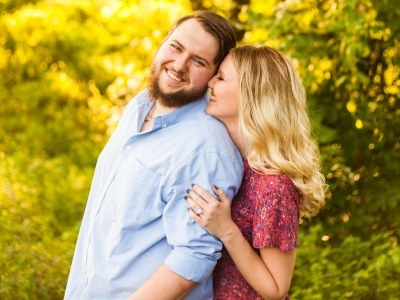 Anna + Chase || Southern Illinois Engagement Photographer
