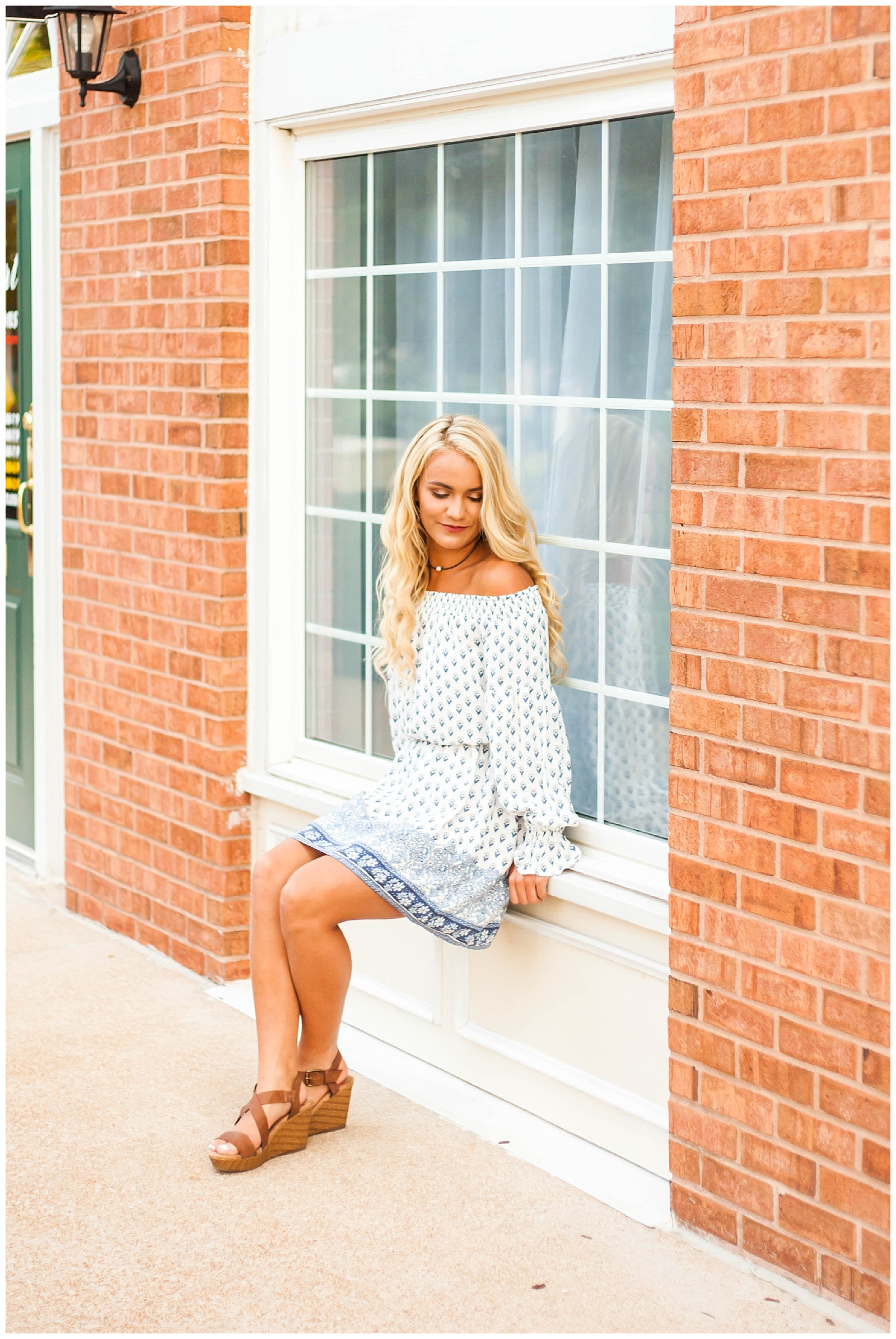 St. Louis_Town and Country_Senior_Session