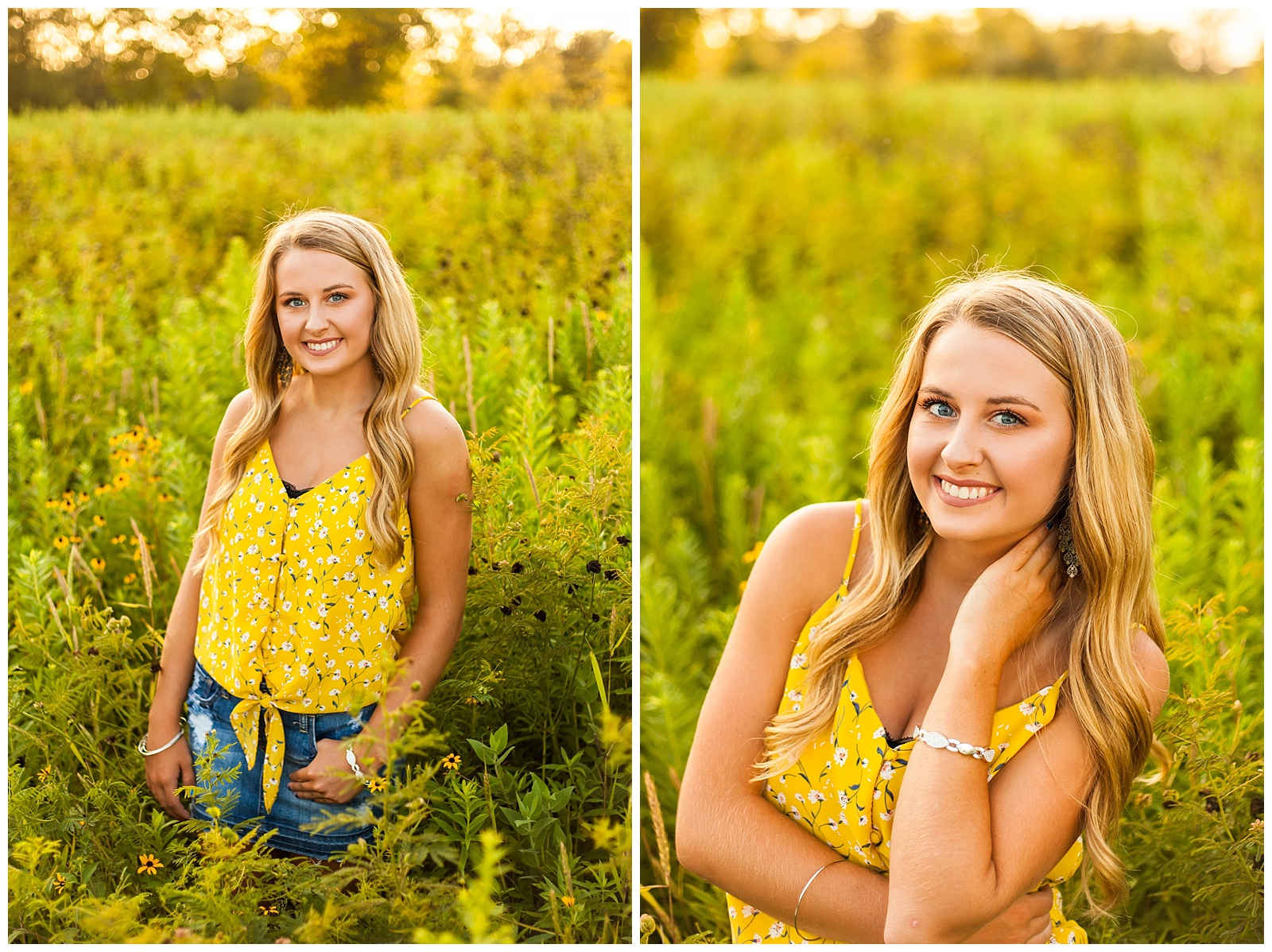 St. Louis - Senior Photographer - Forest Park Session