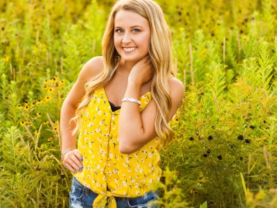 5 Summer Trends You Should Try For Your Senior Session! || Southern Illinois Senior Photographer