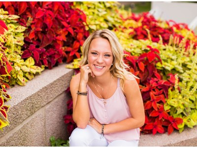 Brylee Downtown St. Louis Senior Session || Southern Illinois Photographer