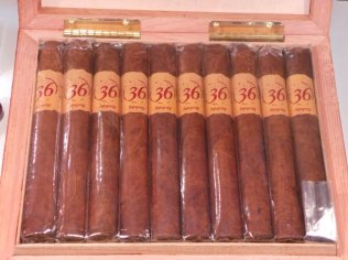 Table 36 Cigars