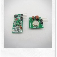 Get your 315/433Mhz RF Link Kit to work with Arduino