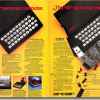 A Timex-Sinclair 1000 is reborn (using the Half-Byte Console)