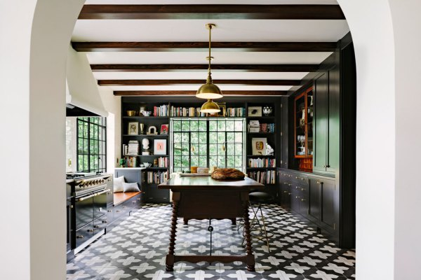 spanish style kitchen tiles floor ideas The Floor That Made Our Hearts Sing - Half Classic Six