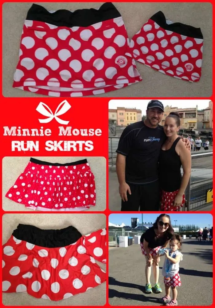 minnie mouse skirts