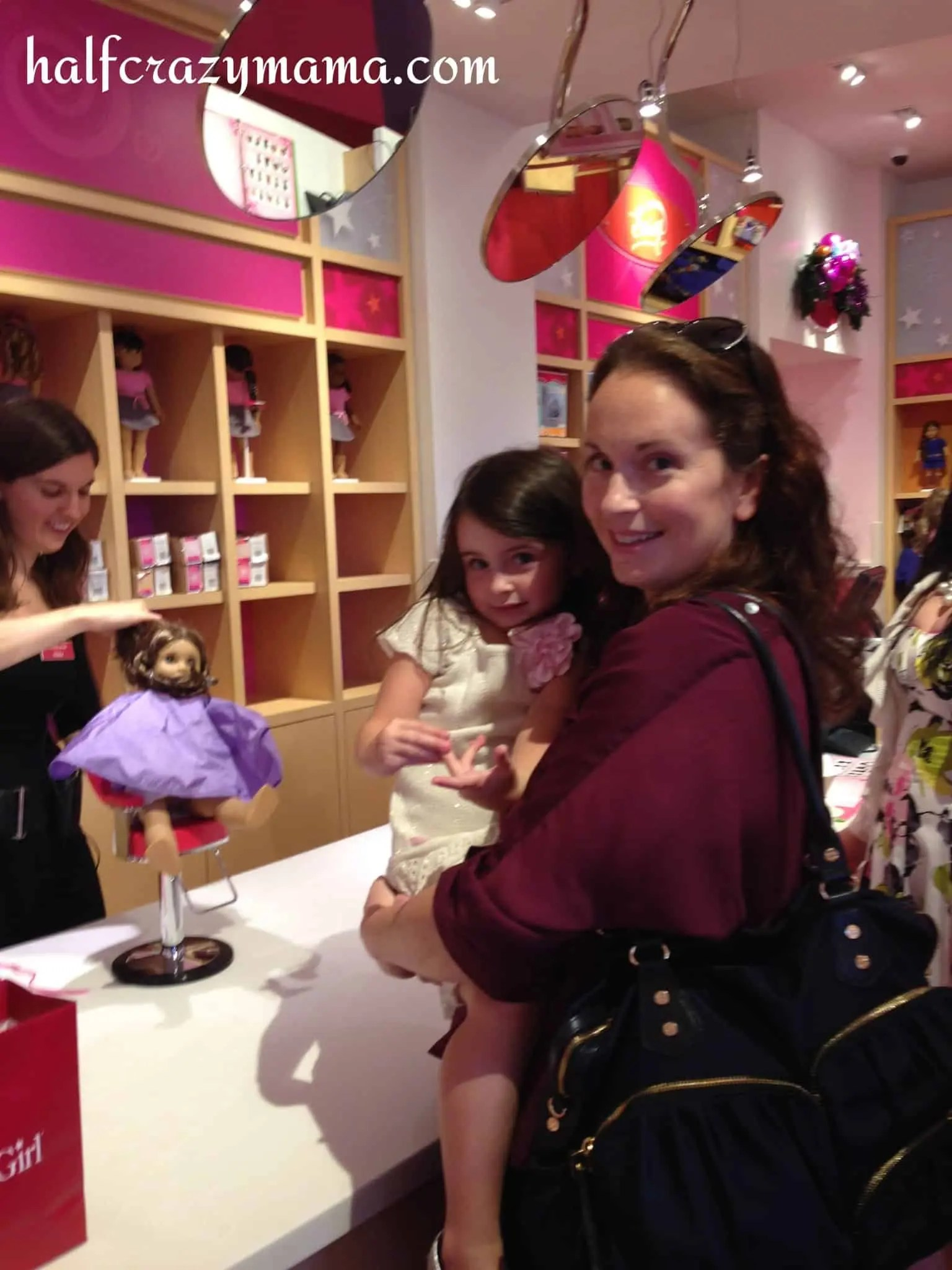 New American Girl Store San Francisco at Stanford Shopping