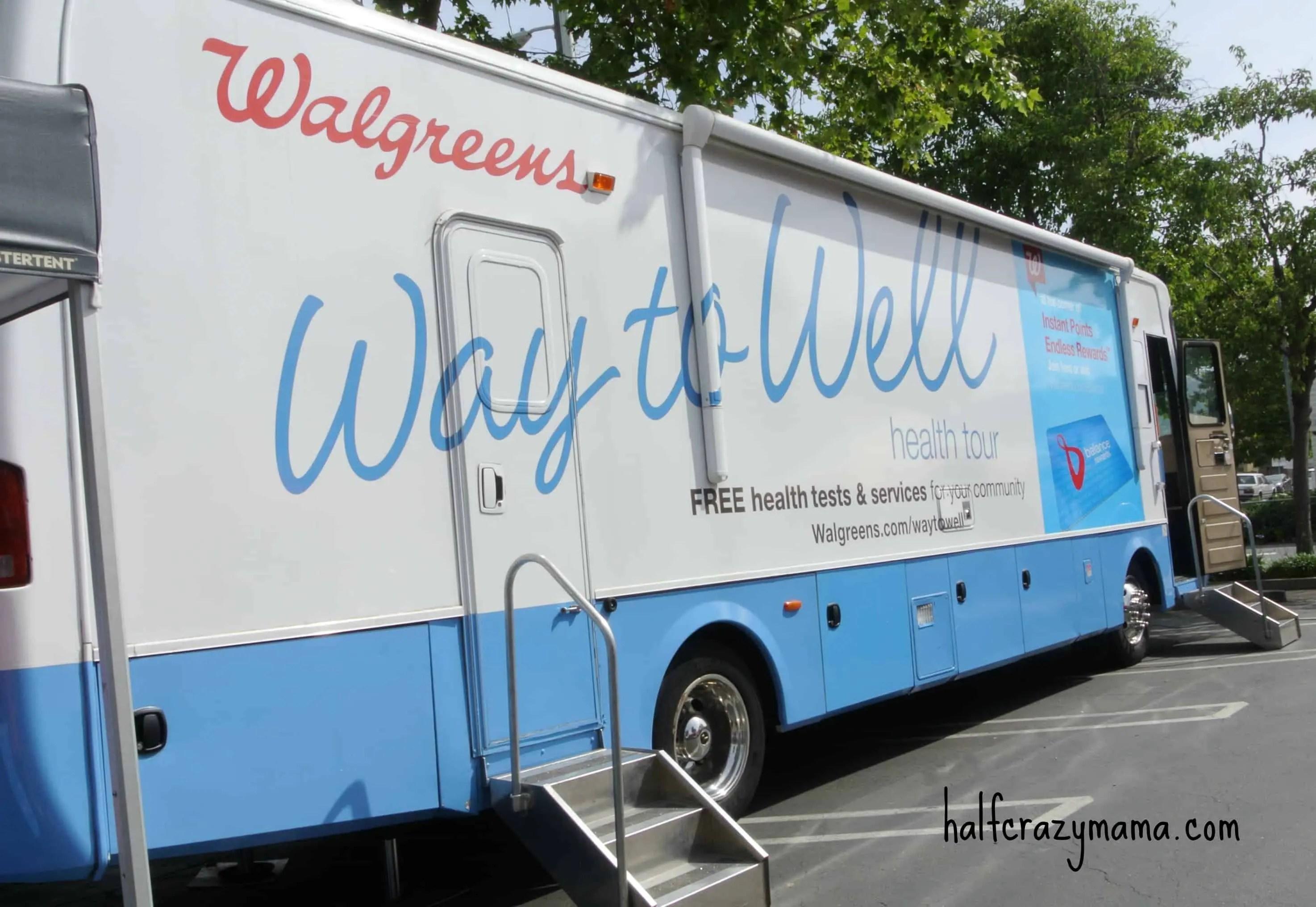 walgreens bus