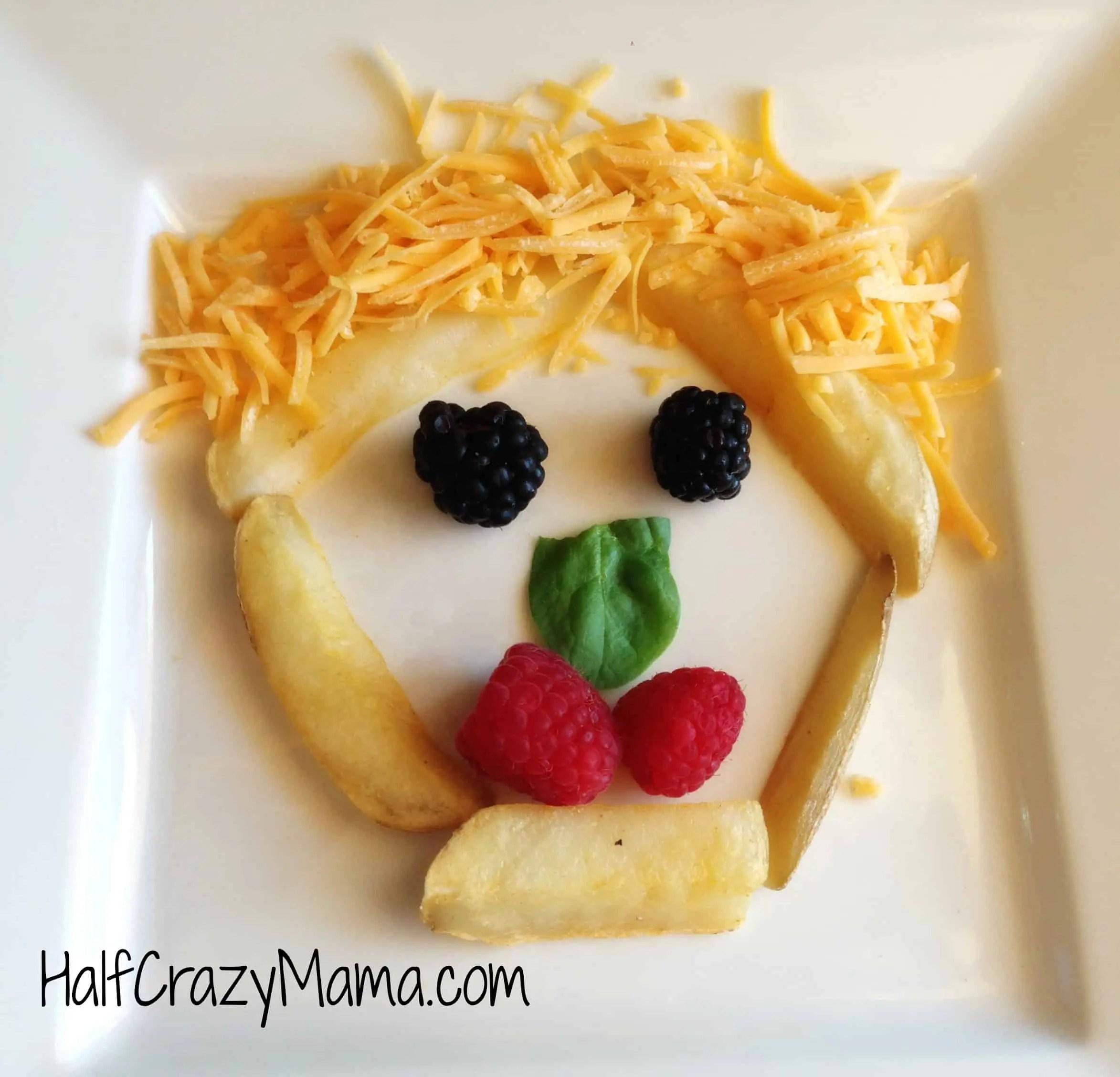 CravOn fries smiley face