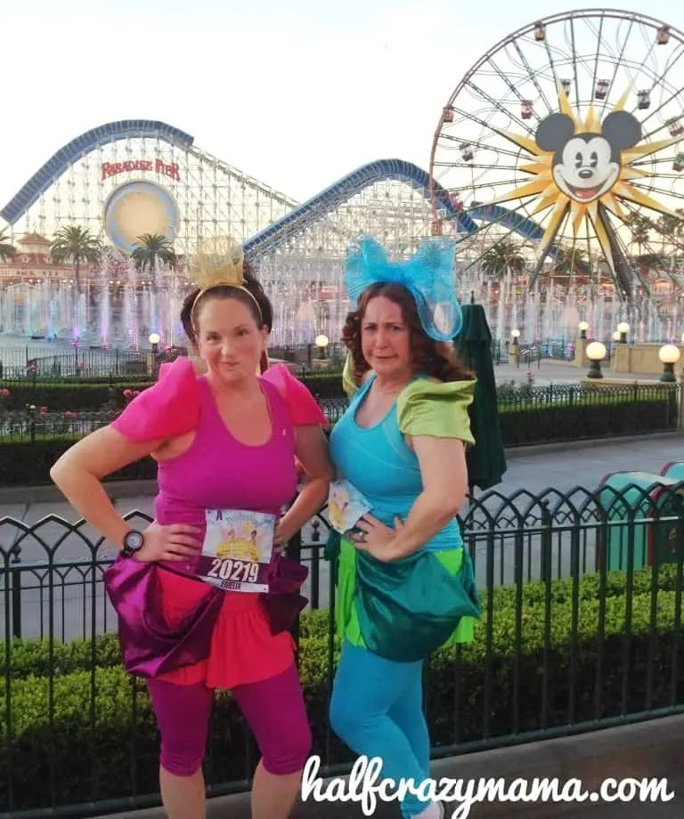 evil stepsisters costume