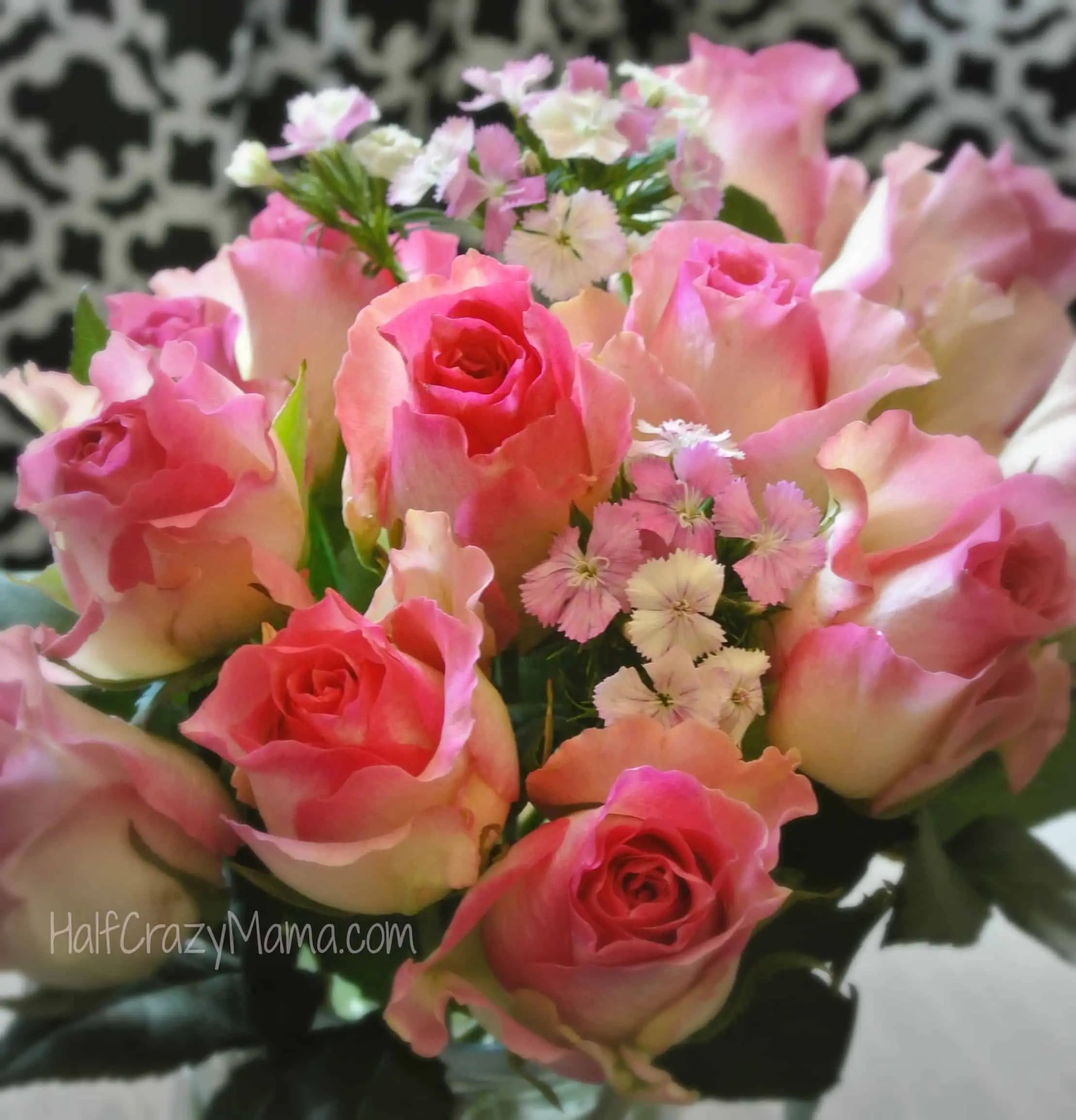 Pink Roses The Bouqs