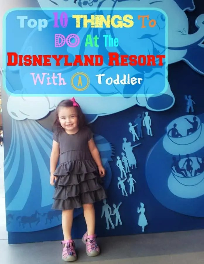 Top 10 Disneyland With Toddler