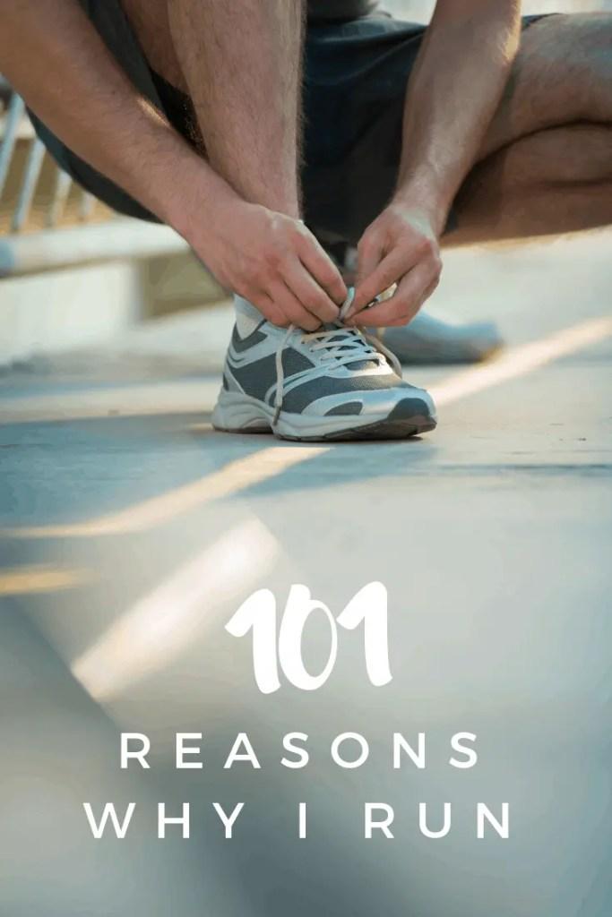 Why You Should Run | to eat | run to lose weight | running for beginners | runner tips | marathon training | run inspiration | humor