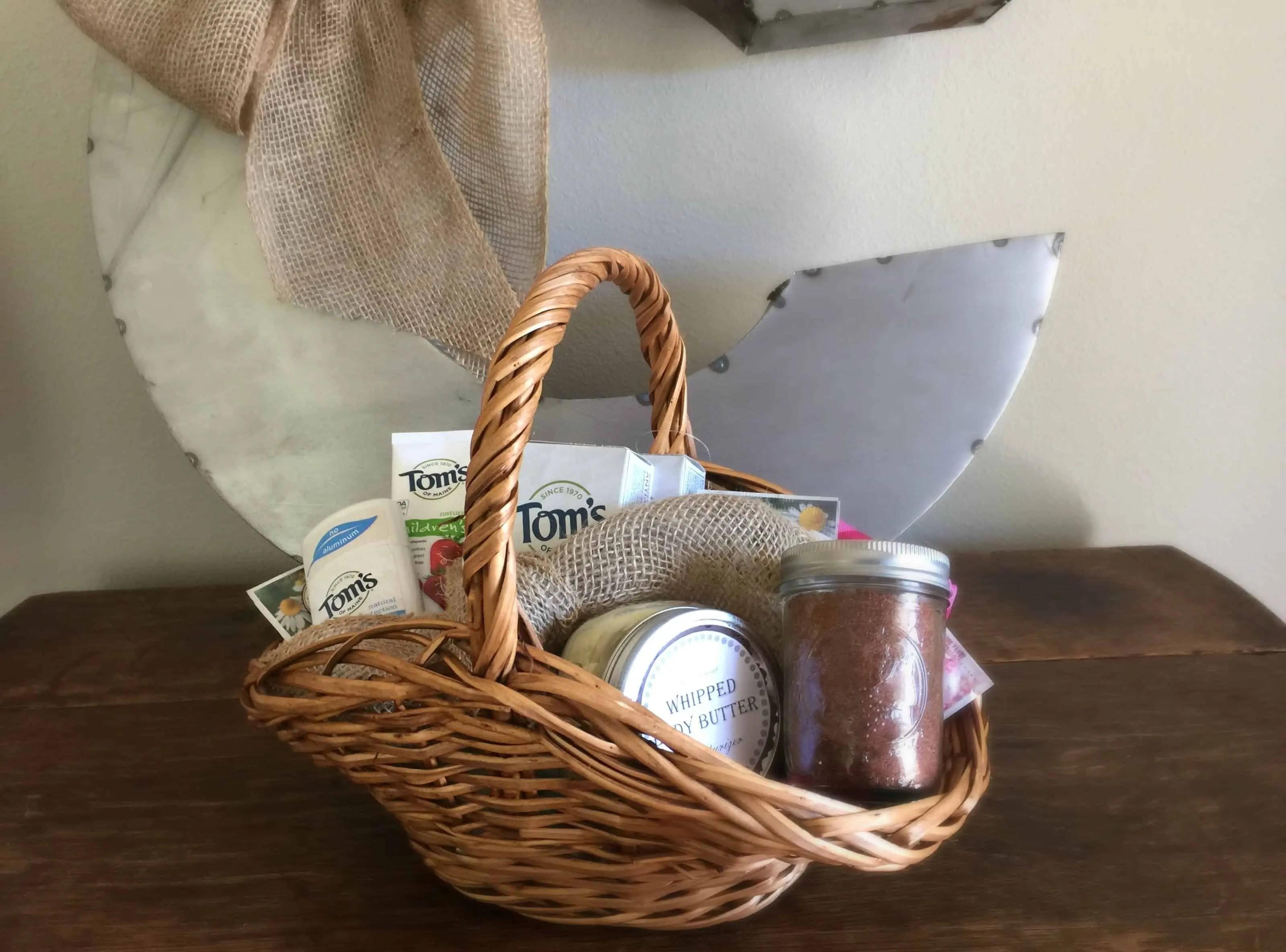 Spice Rub Gift Basket