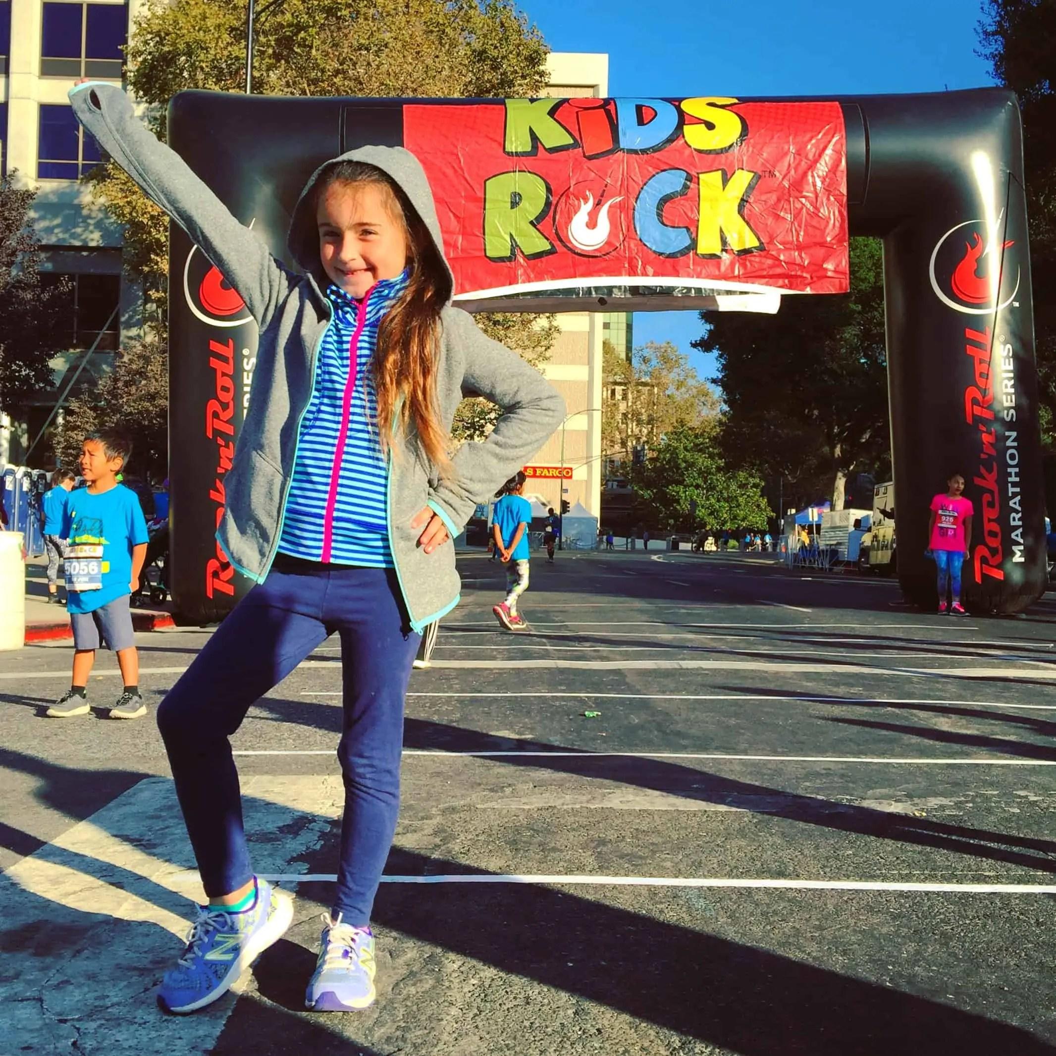 kids rock race